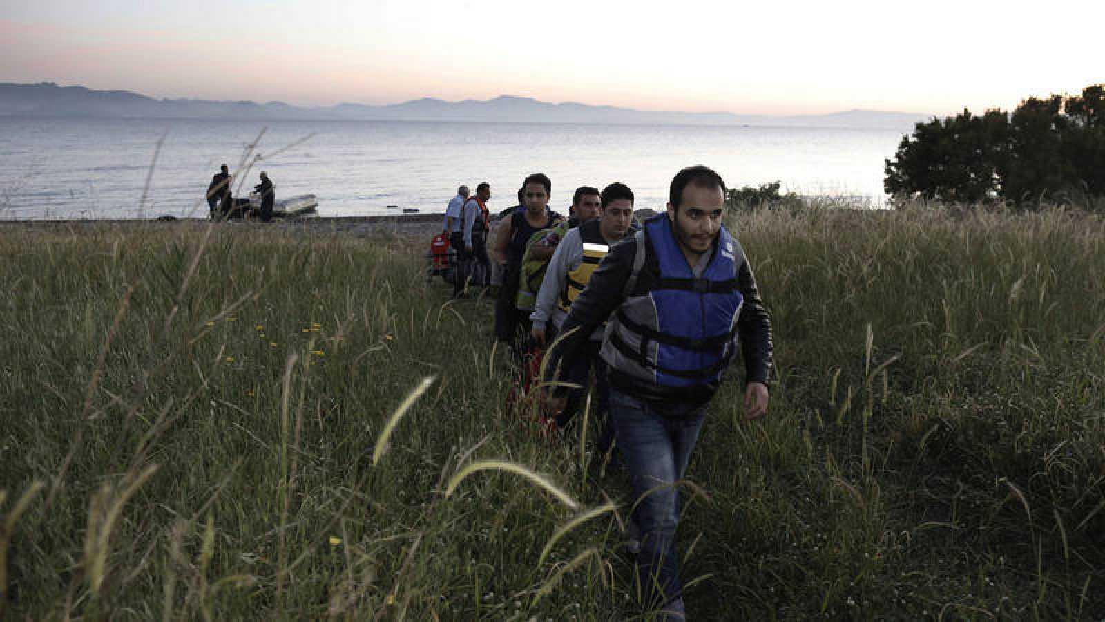 Turquía suspende el acuerdo de readmisión de migrantes con la Unión Europea