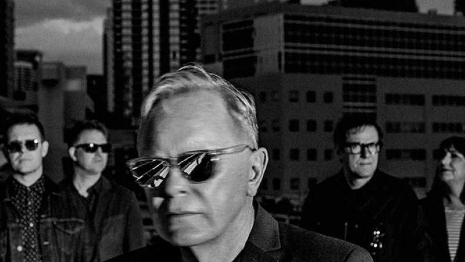 New Order actuarán la noche del sábado 27 en el Low