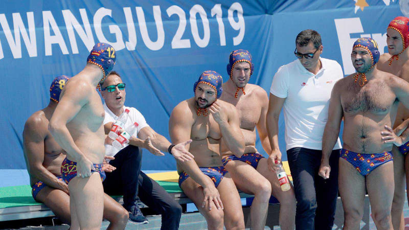 La selección masculina de waterpolo busca saborear de nuevo la gloria de un oro