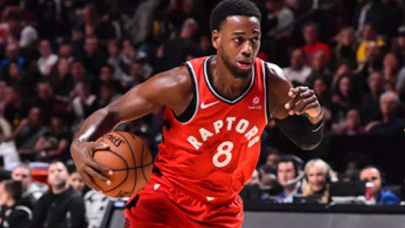 El Valencia Basket ha fichado al estadounidense Jordan Loyd, que la pasada temporada formó parte de los Toronto Raptors, campeones de la NBA.