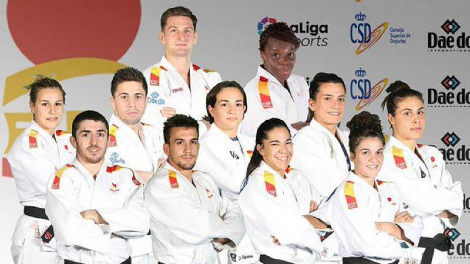 Sherazadishvili, gran opción española en el Mundial de judo