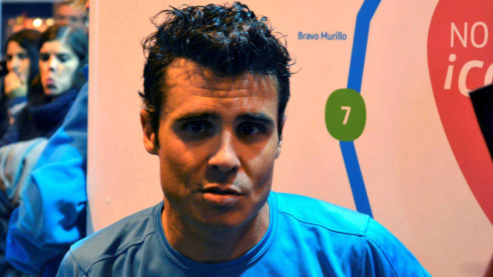 El quíntuple campeón del mundo de triatlón, Javier Gómez Noya.