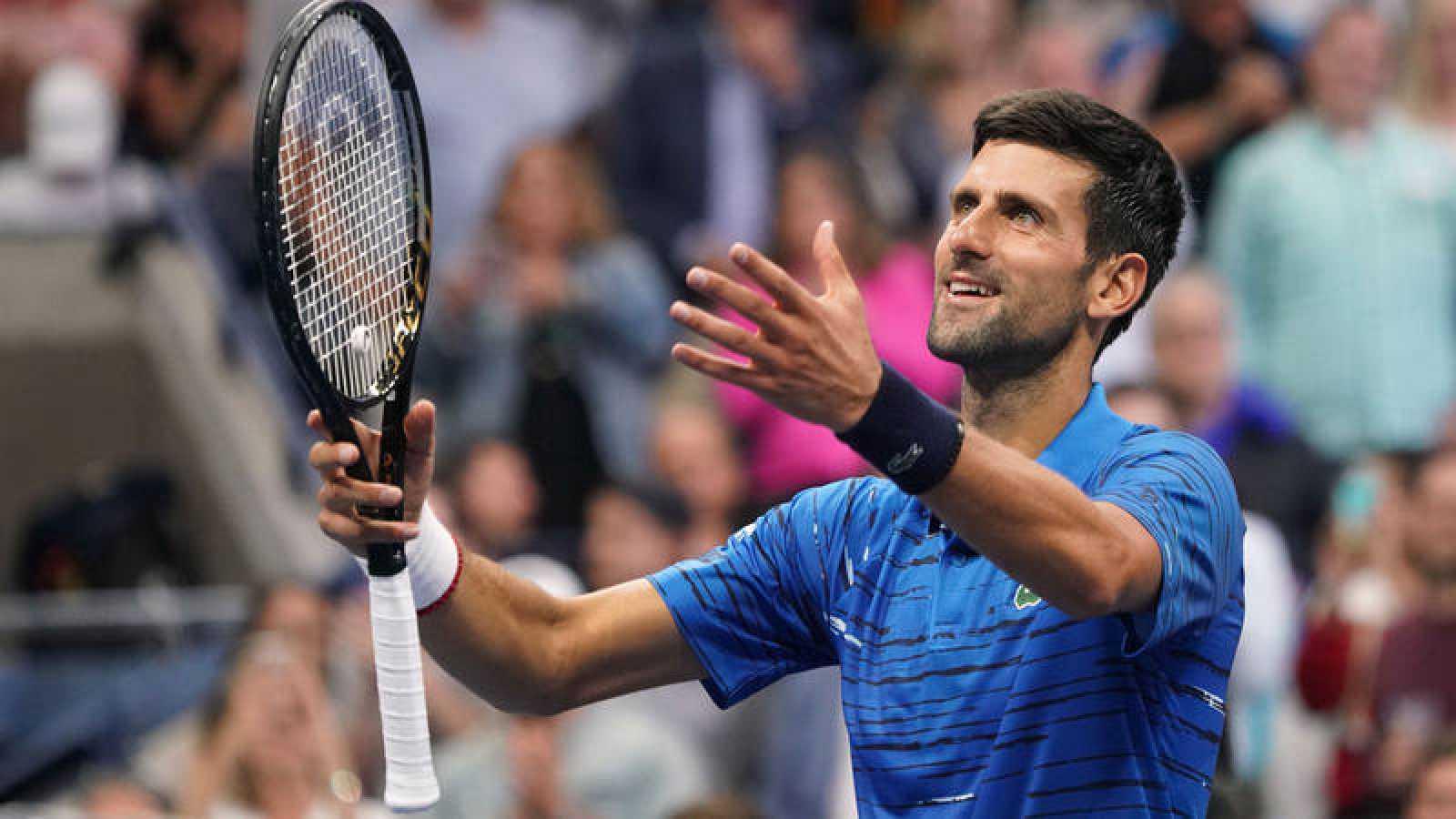 Djokovic logra un trabajado triunfo ante Londero