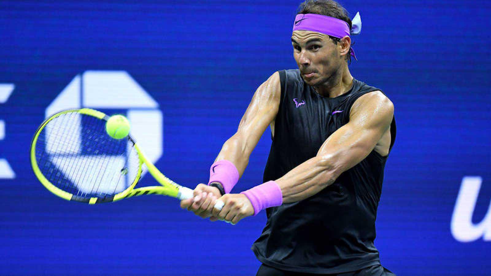Nadal accede directamente a tercera ronda del US Open