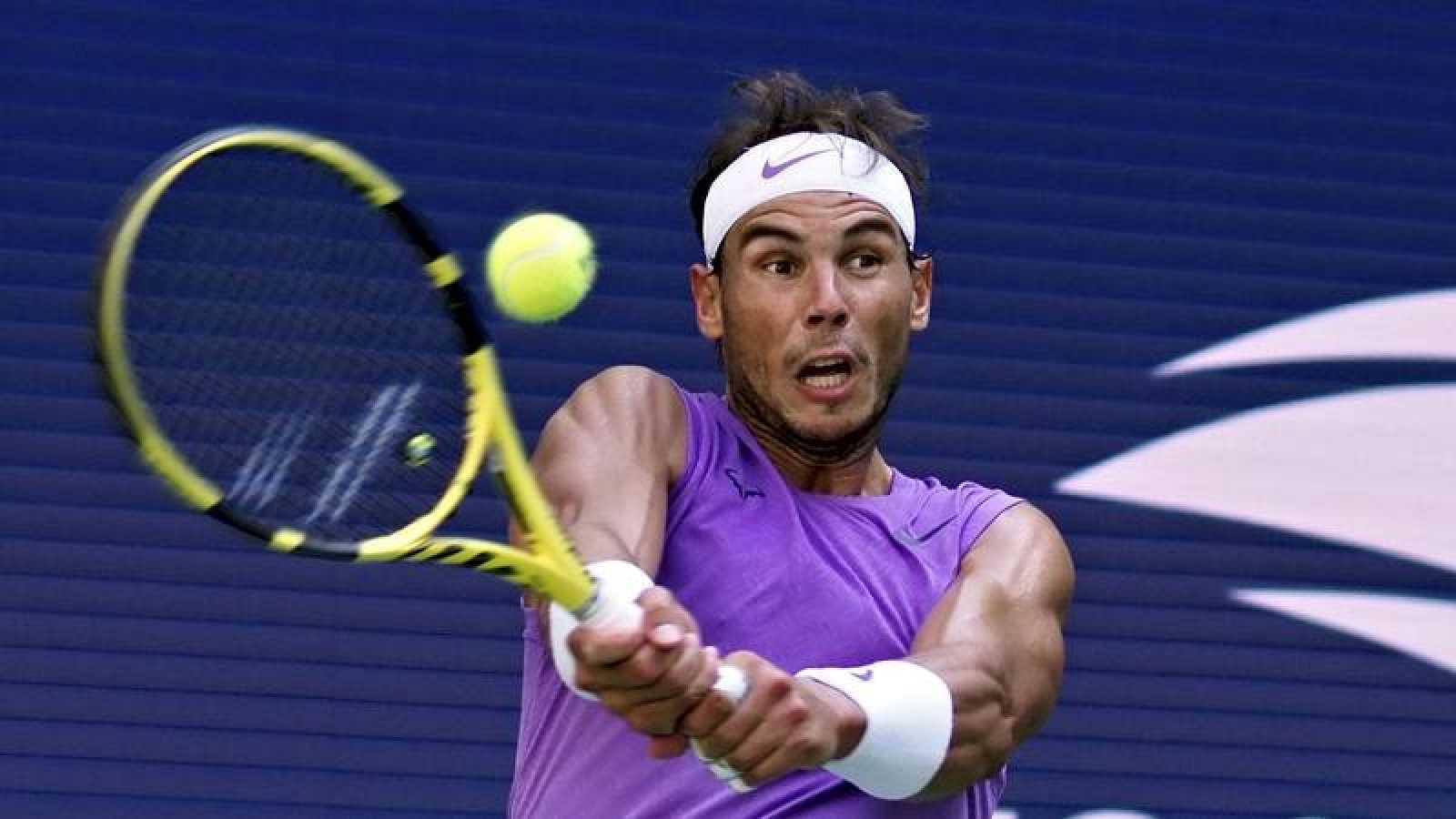 Rafa Nadal se clasifica para octavos de final en el US Open