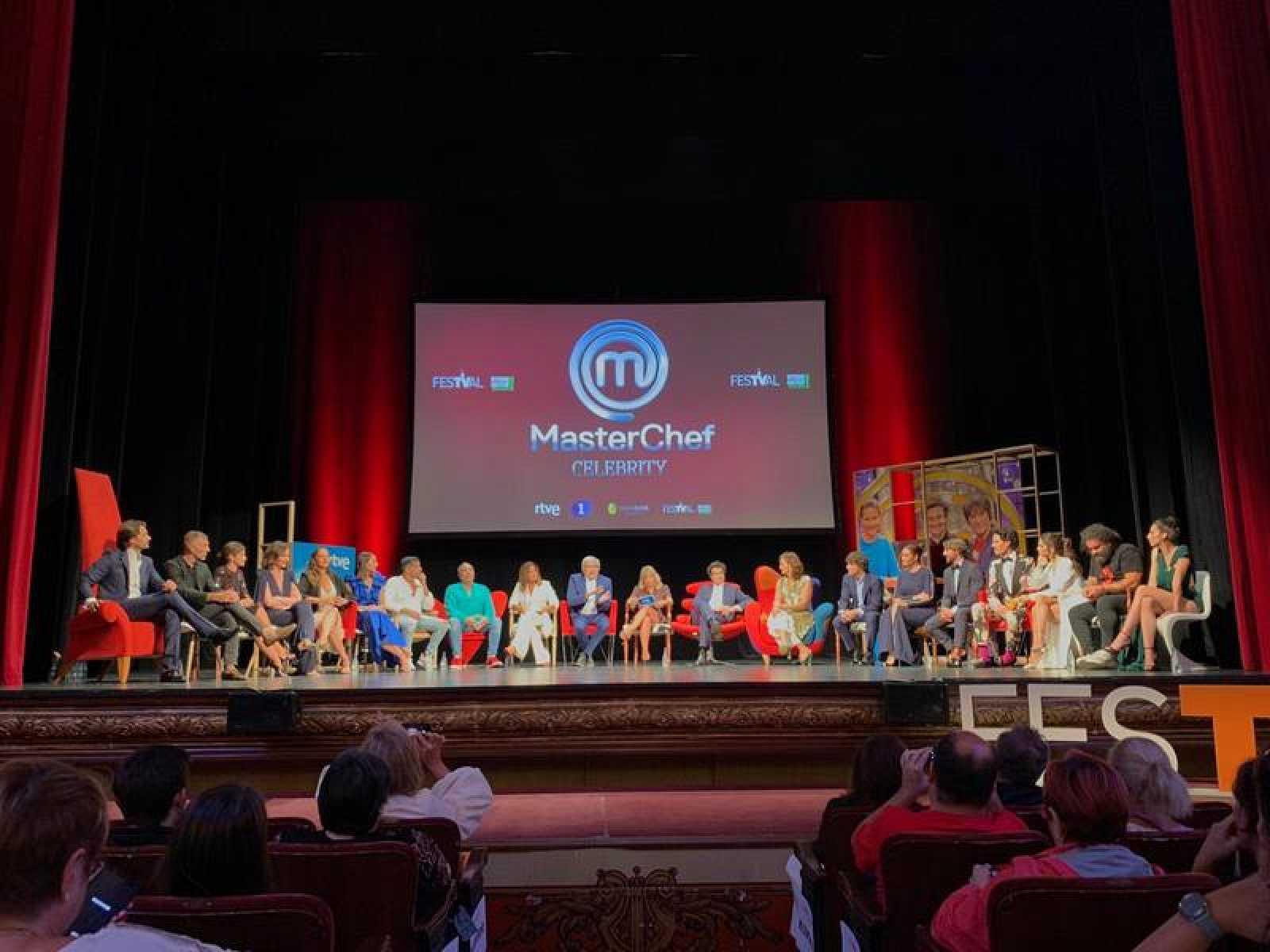 'MasterChef Celebrity 4', estreno el próximo miércoles, 11 de septiembre