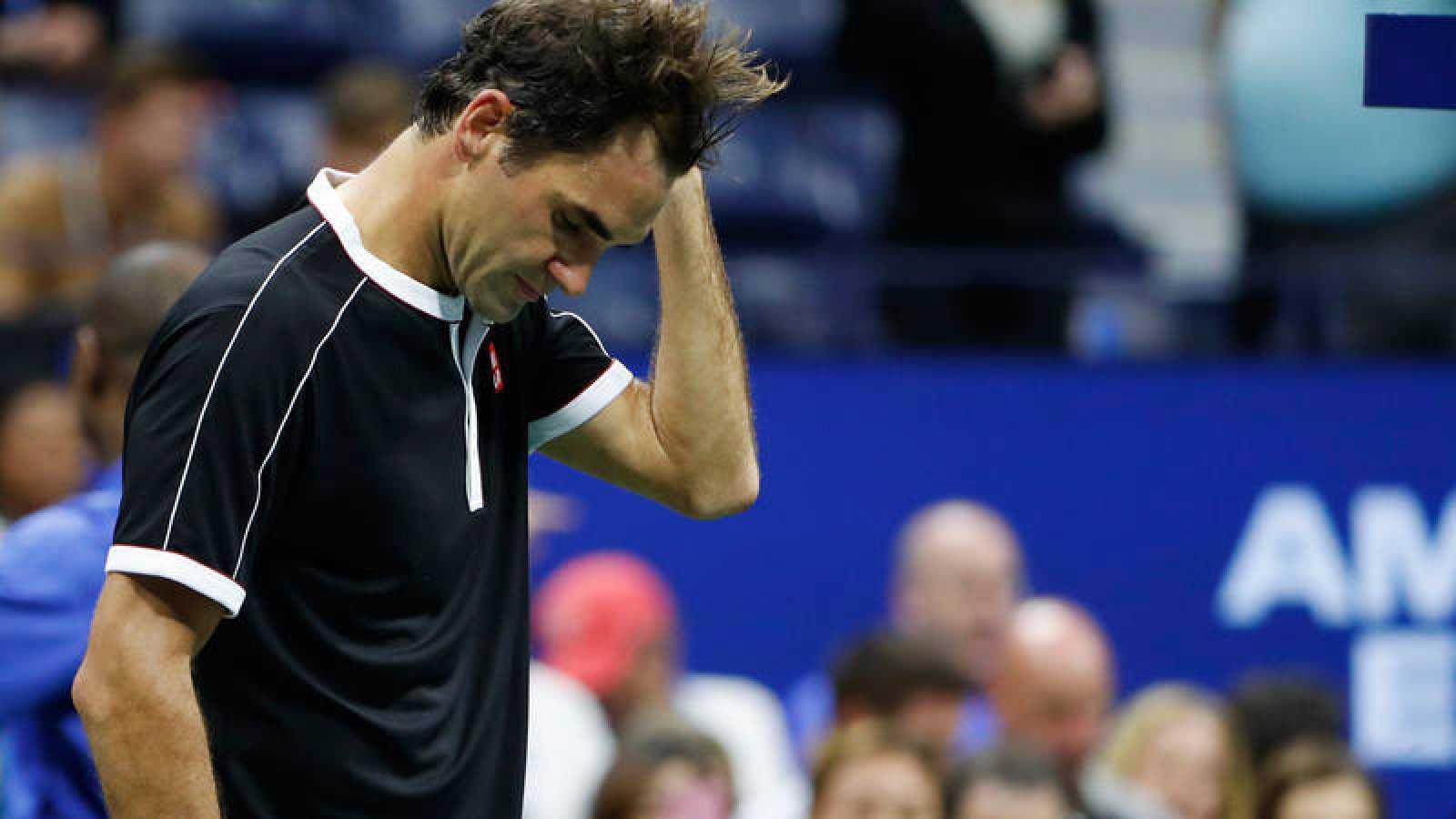 Federer cae en cuartos ante Dimitrov