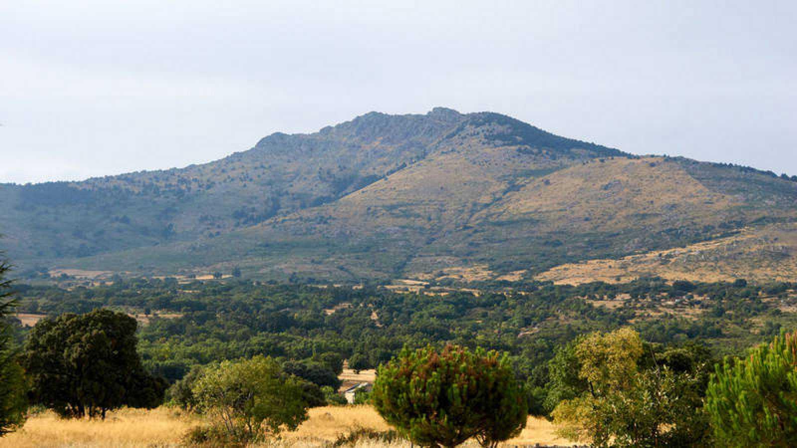 Vista de La Peñota desde Los Molinos.
