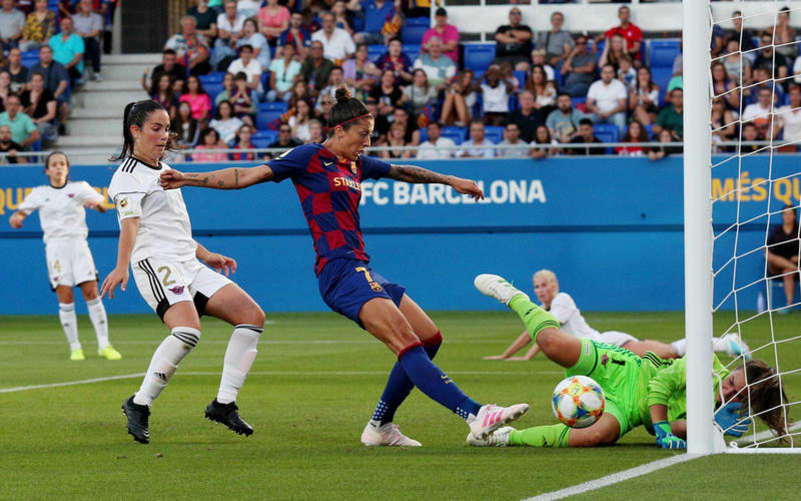 FC Barcelona vs CD Tacon