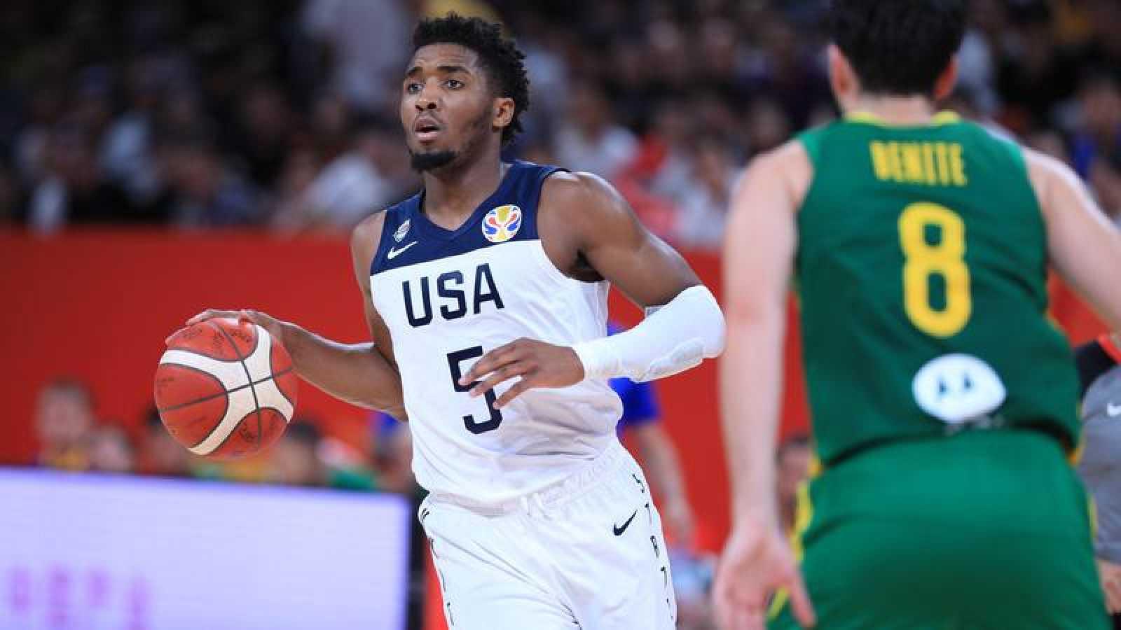 Estados Unidos se medirá a Francia en cuartos tras vencer a Brasil