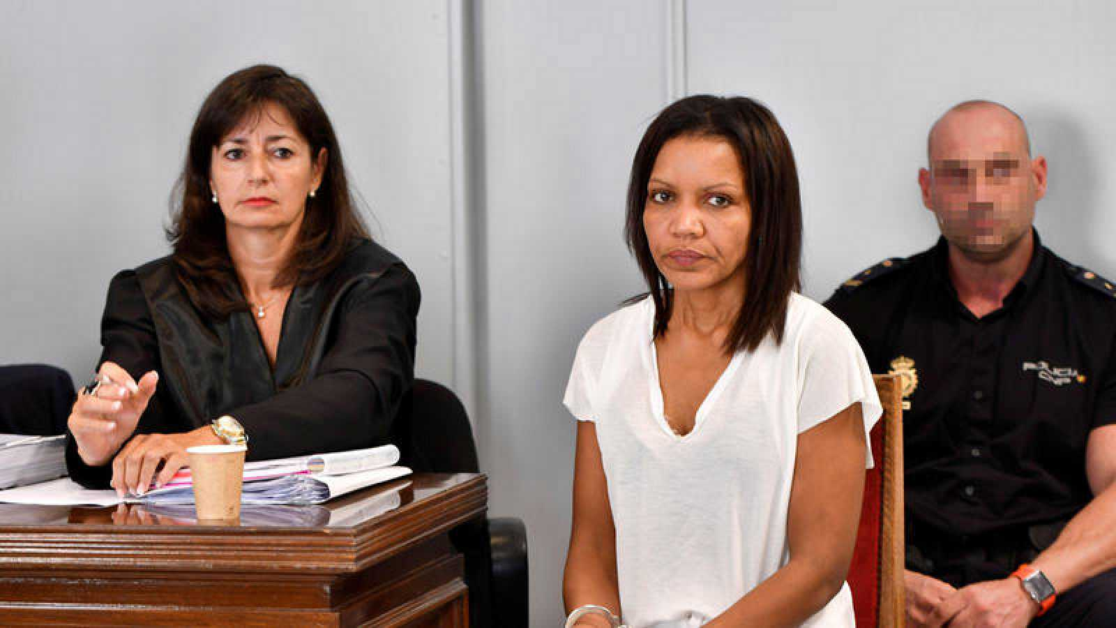 Ana Julia Quezada, autora confesa de la muerte de Gabriel Cruz.