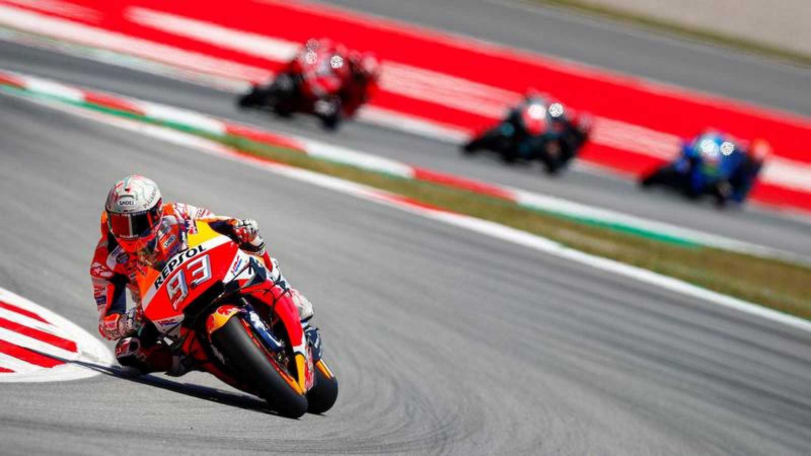 Márquez busca reencontrase con el triunfo en 'territorio Rossi'