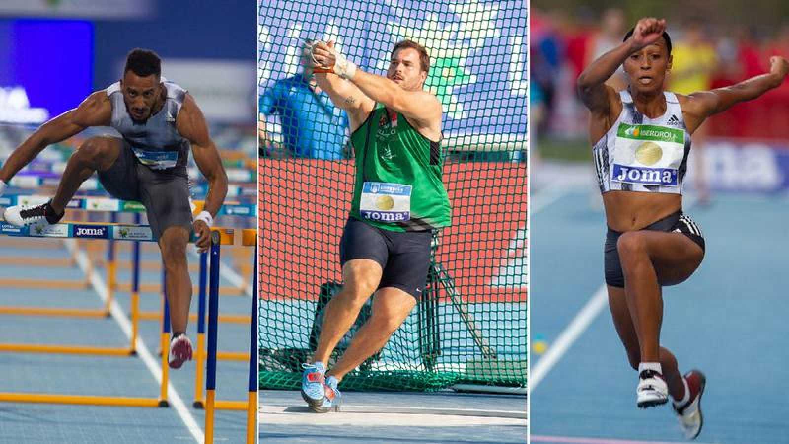 Ortega, Cienfuegos y Peleteiro, lideran el equipo español en los Mundiales de Doha