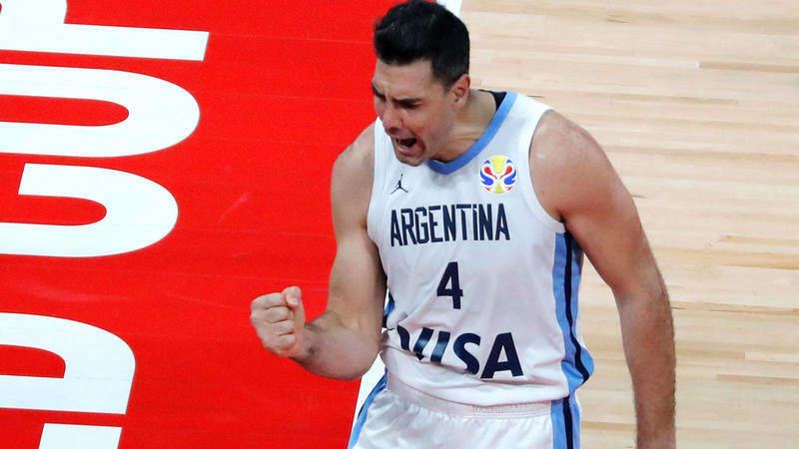 Segunda semifinal: Argentina - Francia