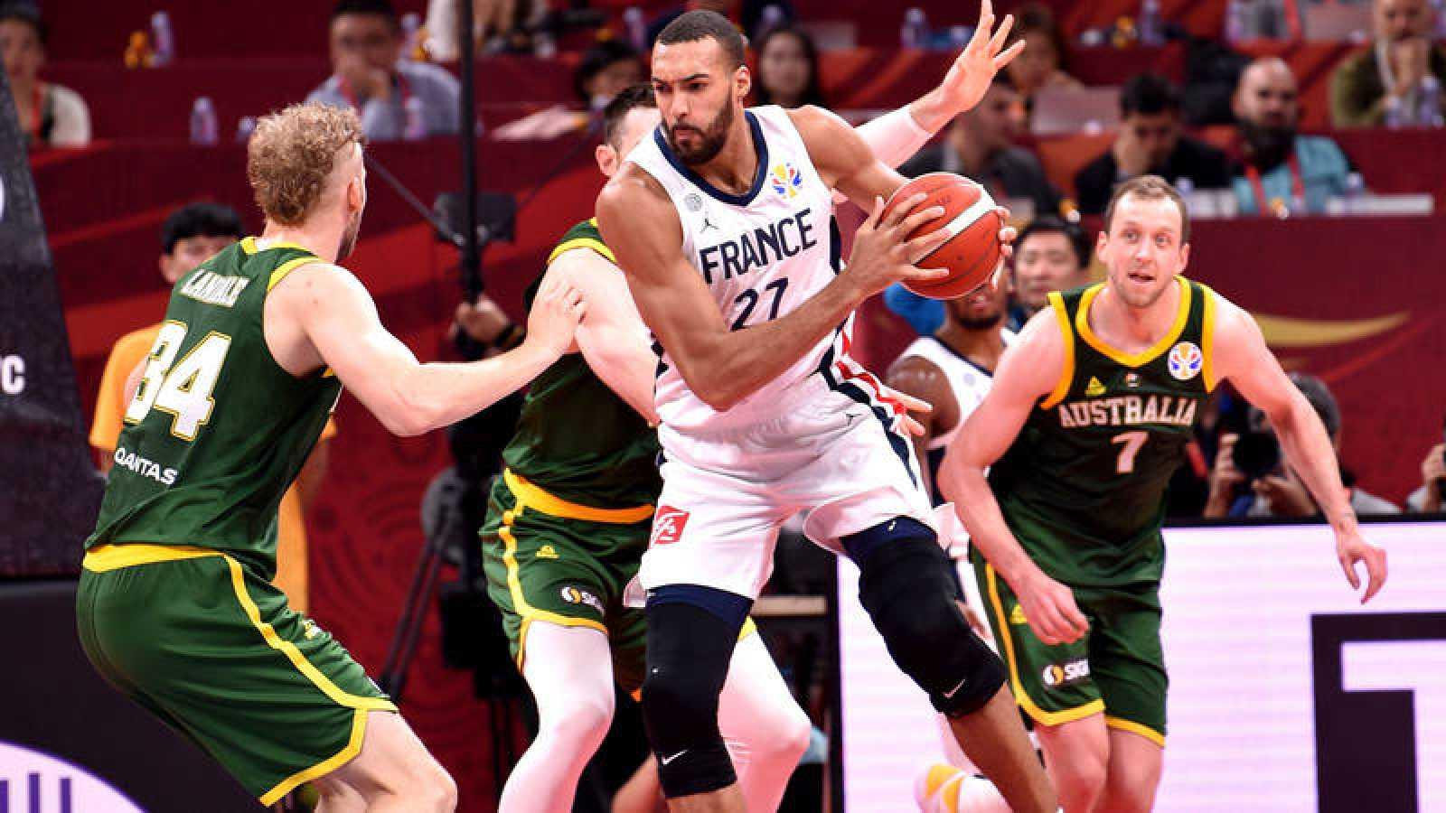 Francia se ha impuesto a Australia en el partido por el bronce 67-59.