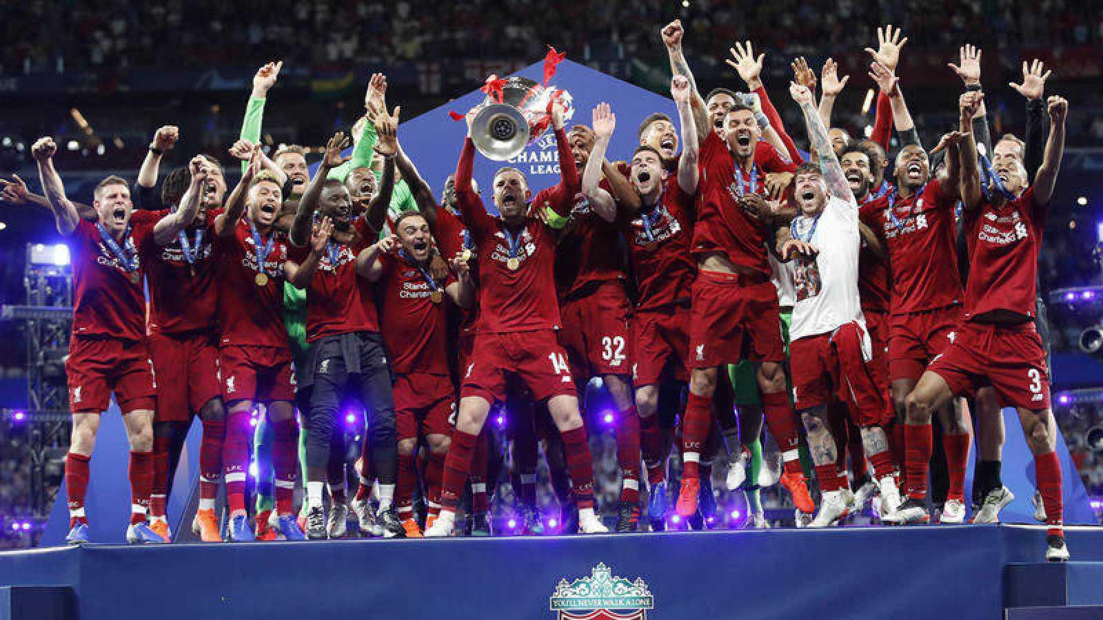 El Liverpool de Klopp defenderá su trono europeo