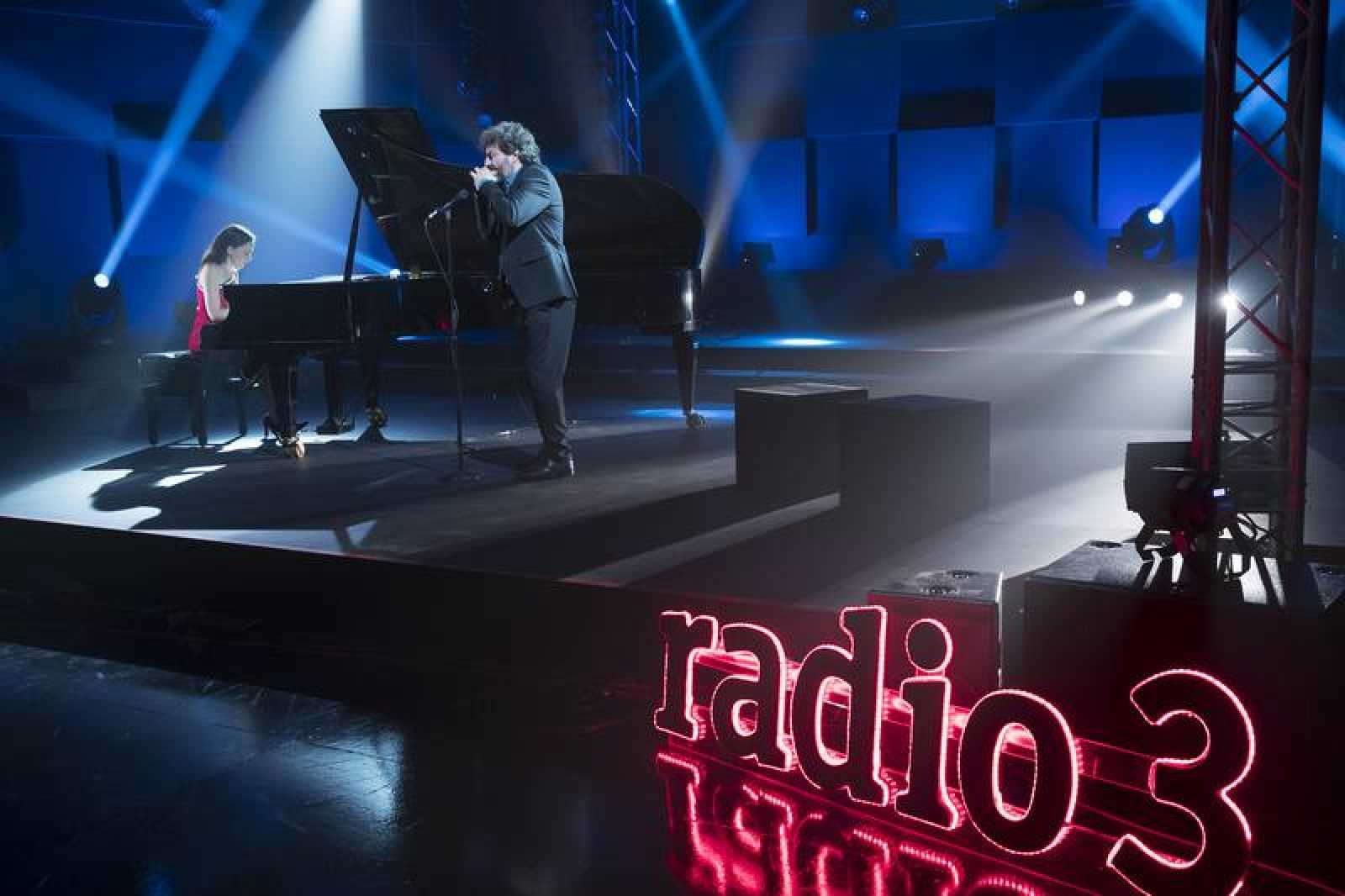 Los Conciertos de Radio 3: Antonio Serrano y Constanza Lechner
