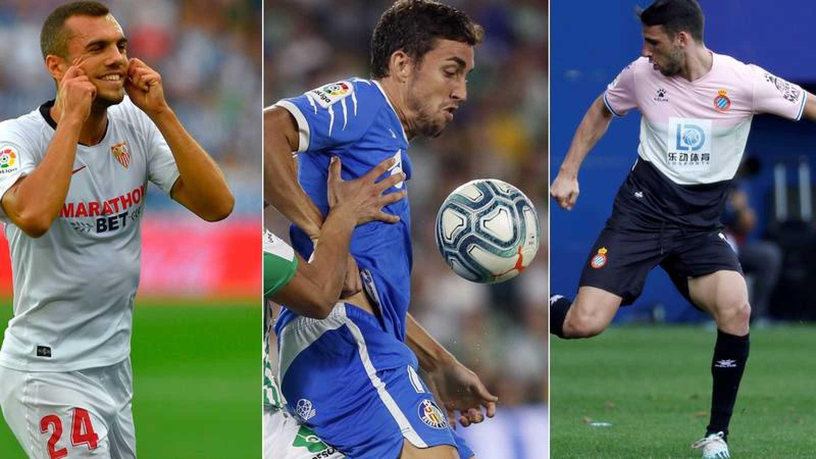 Sevilla, Getafe y Espanyol comienzan su andadura en la Liga Europa