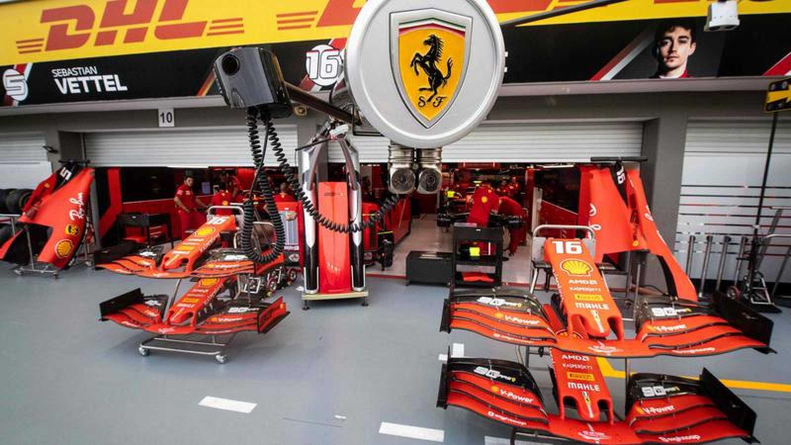 La pugna entre Leclerc y Vettel anima el dominio de Hamilton en Singapur