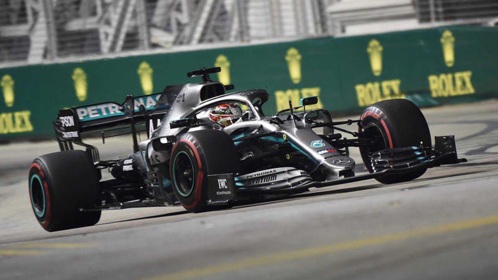 Hamilton sigue mandando en la F1
