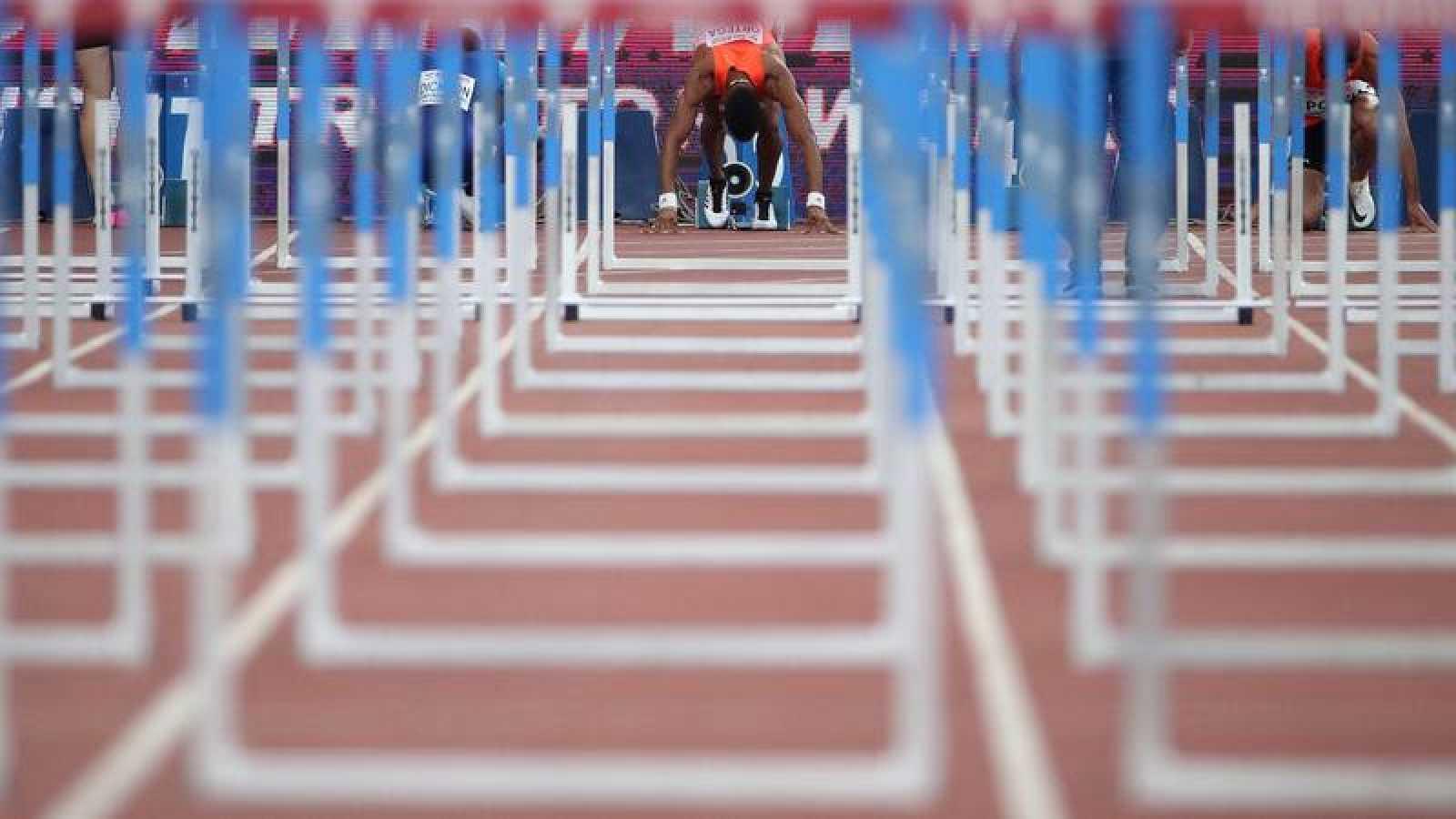 El Mundial de Doha examina la progresión del atletismo español