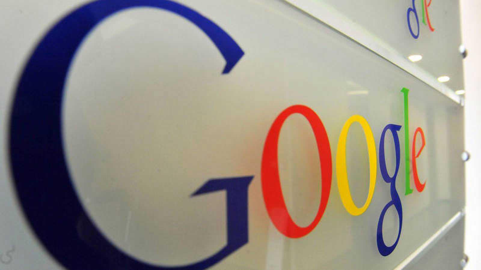 Oficina de Google en Bruselas.GEORGES GOBET / AFP