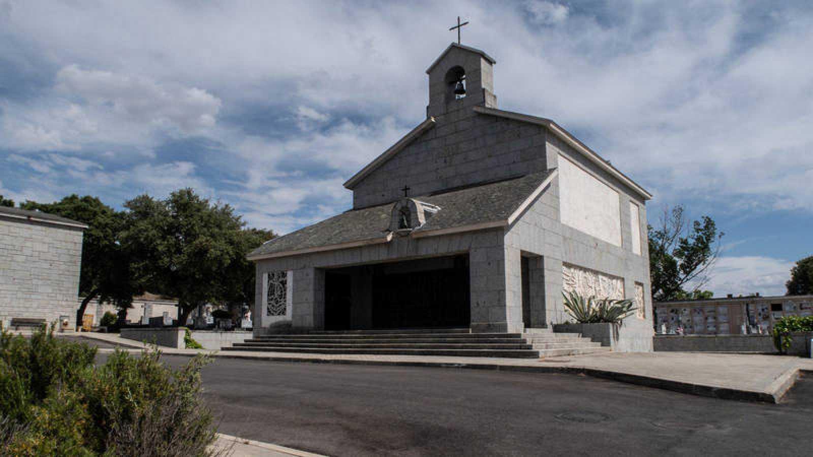Cripta Mingorrubio Franco