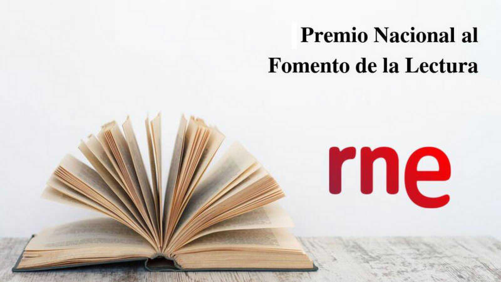 RNE, Premio Nacional al Fomento de la Lectura 2019.
