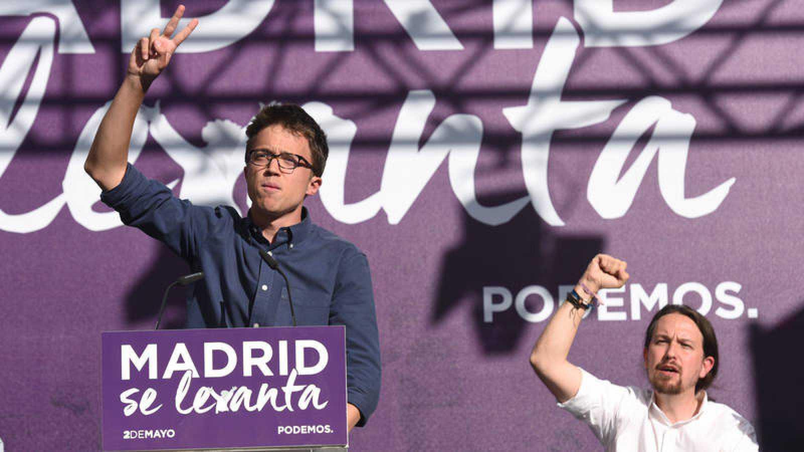 Errejón Iglesias Más País Podemos