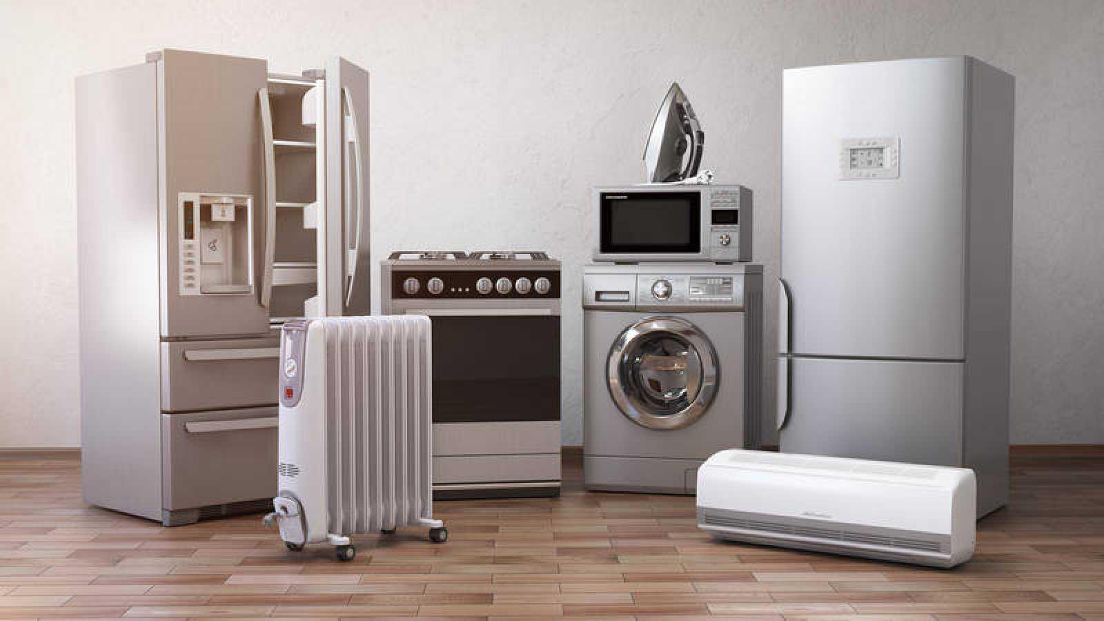 La Comisión Europea ha adoptado nuevas normas para hacer que los electrodomésticos sean más sostenibles.