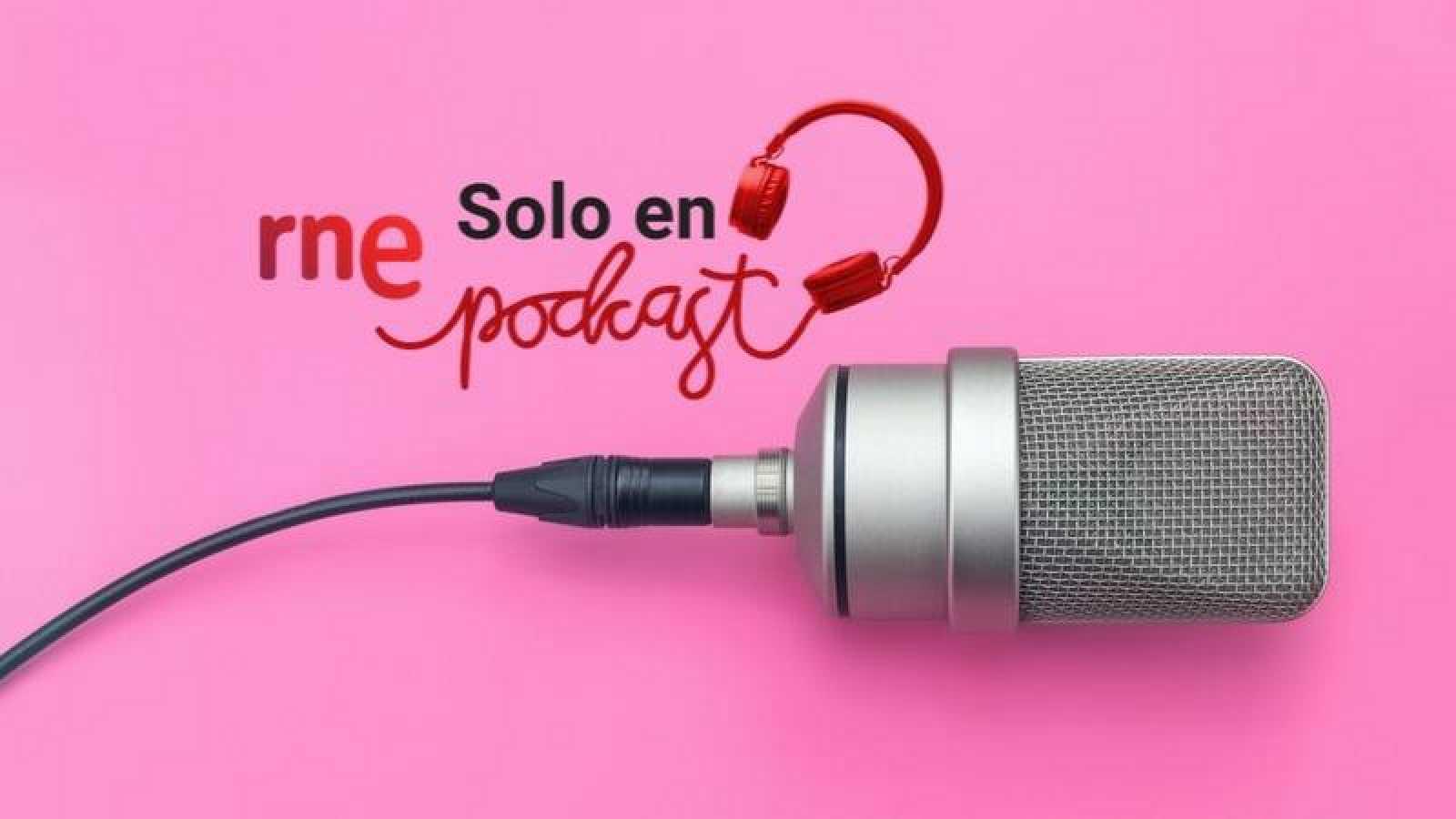 RNE Solo en Podcast, en el Podcast Days Madrid.