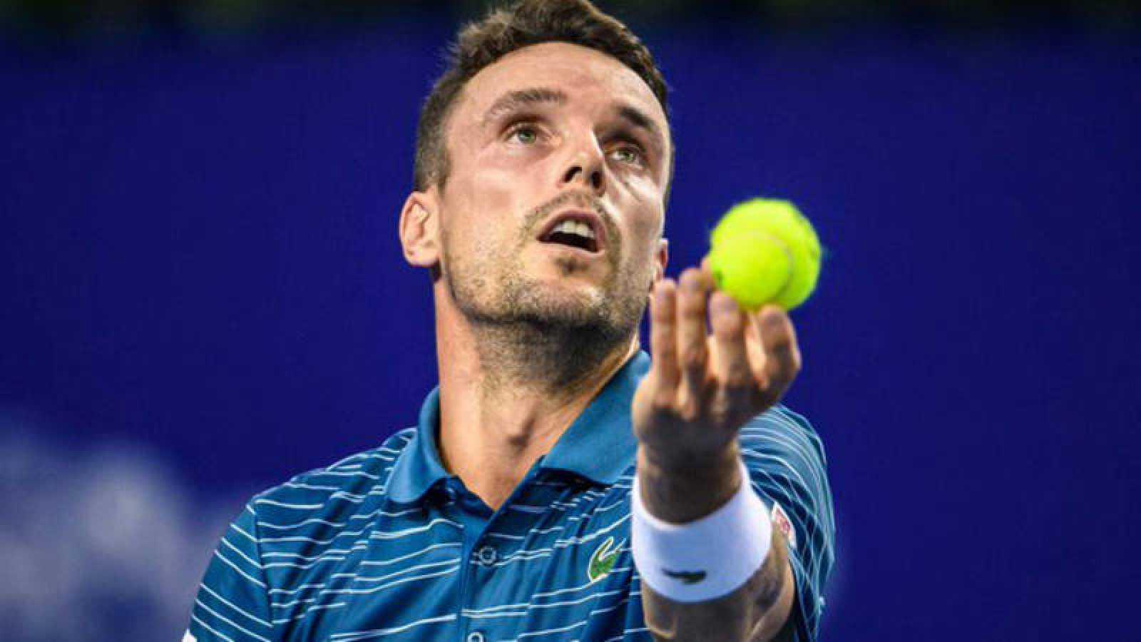 Bautista cae con Berrettini en Shanghái y se complica las Finales de la ATP