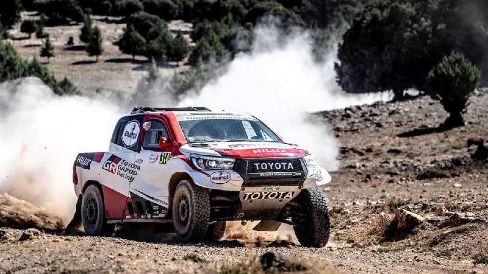 """Peterhansel: """"Sería un error para Alonso correr el Dakar con Marc Coma"""""""