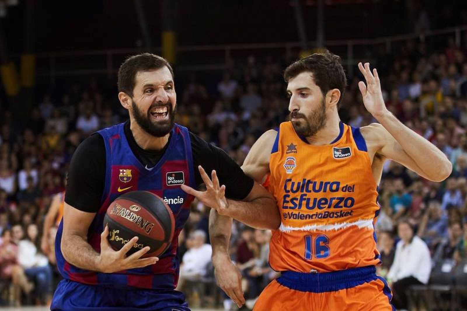 Barça - Valencia Basket
