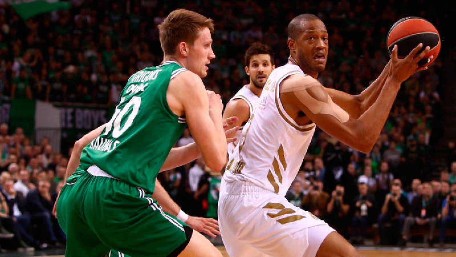 El Madrid cae en Kaunas