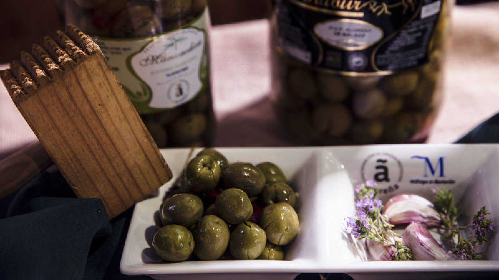 Las aceitunas se encuentran entre los productos españoles que se verán gravados con el 25% desde este viernes