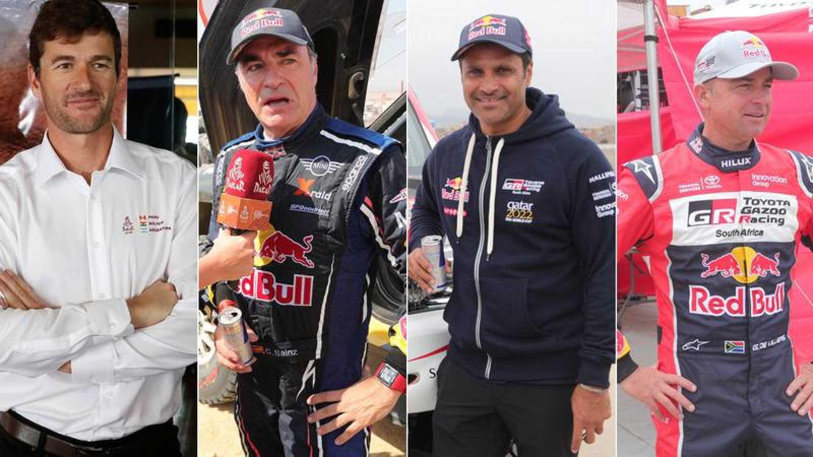 Los 'grandes' del Dakar valoran positivamente el paso de Alonso