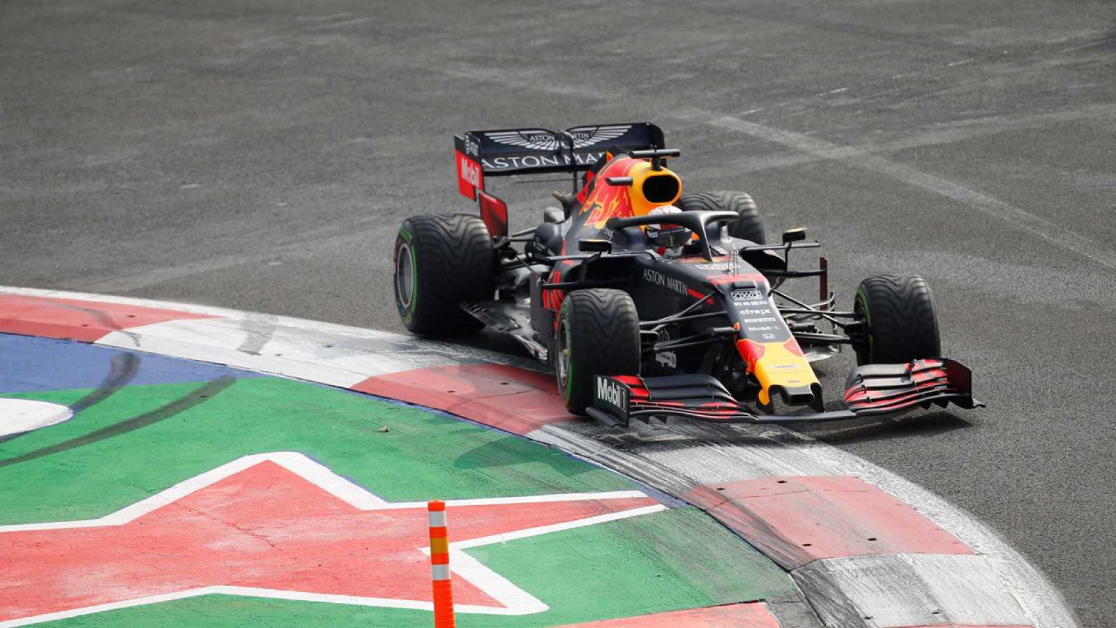 El piloto neerlandés de Fórmula Uno, Max Verstappen