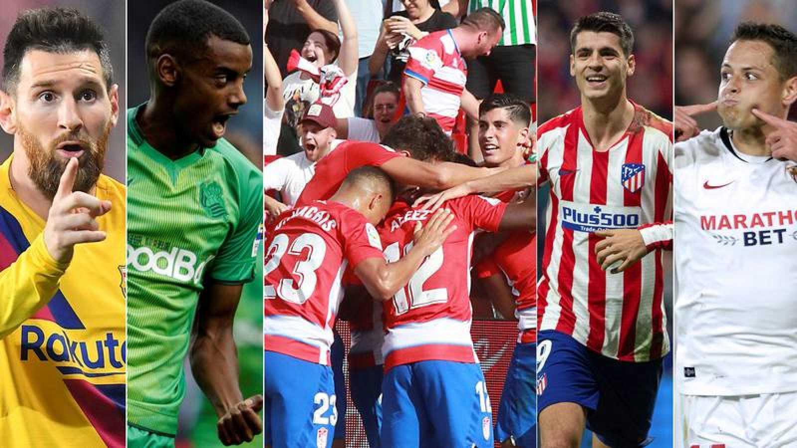 ¿Mantendrá el Granada el liderato?, claves de la jornada 11