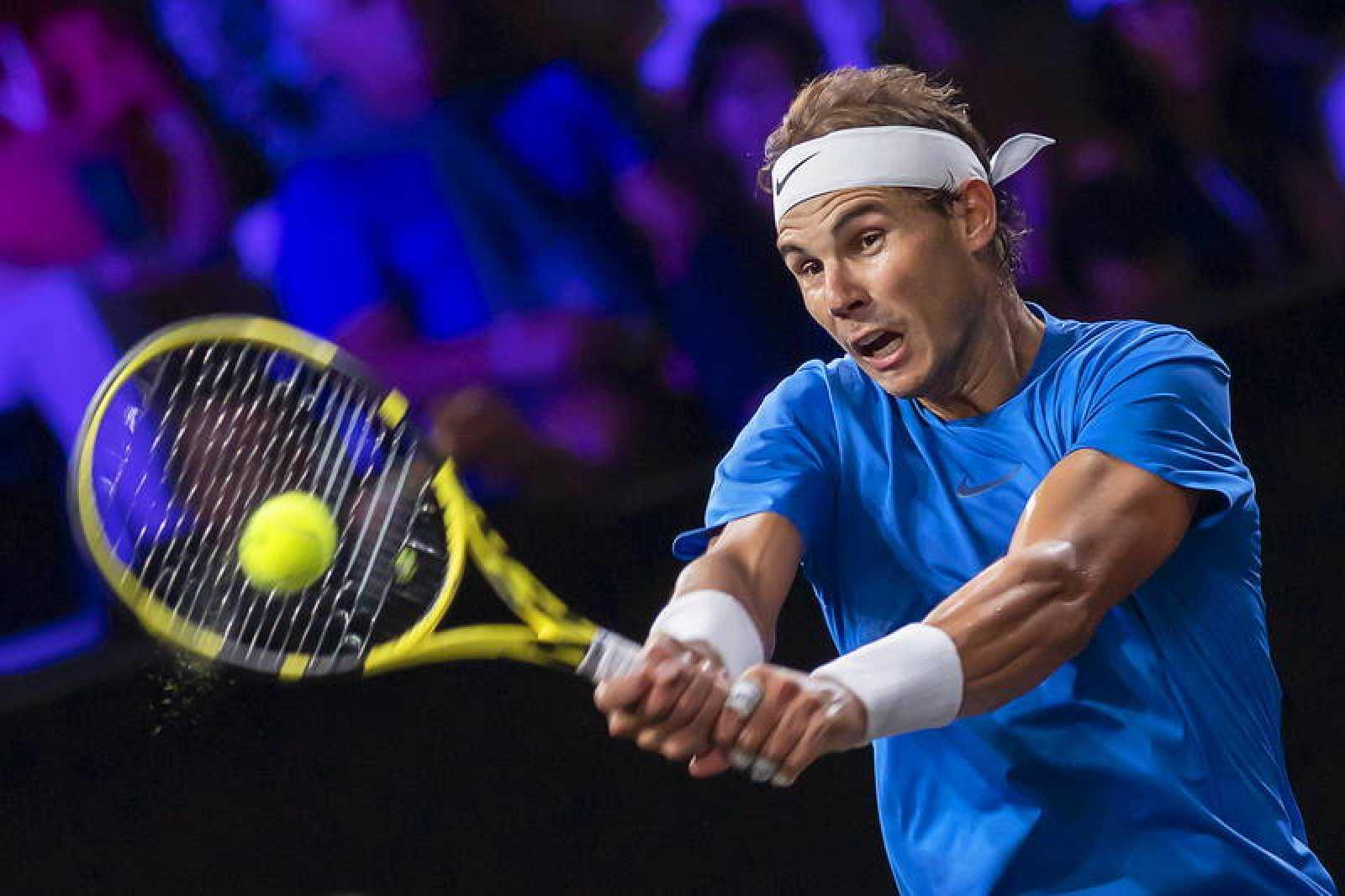 Laver Cup tennis event in Geneva