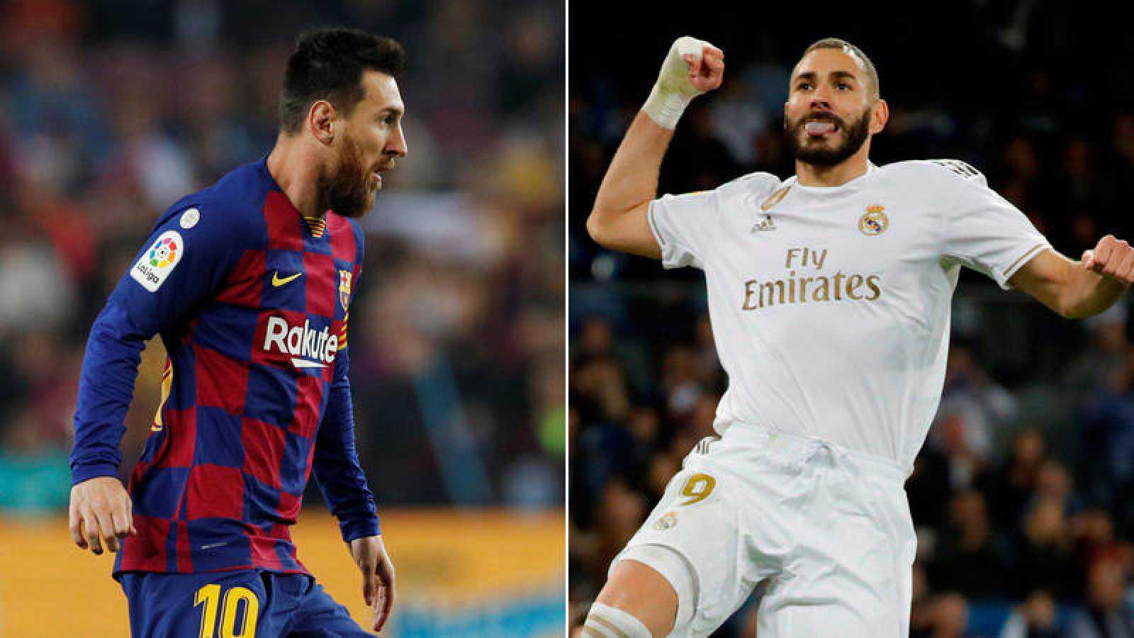 Barça y Madrid continúan su pugna por el liderato