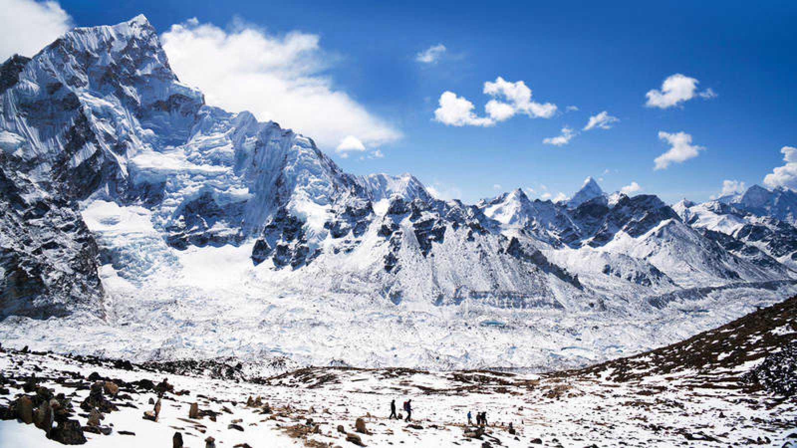 Una panorámica del Himalaya nepalí