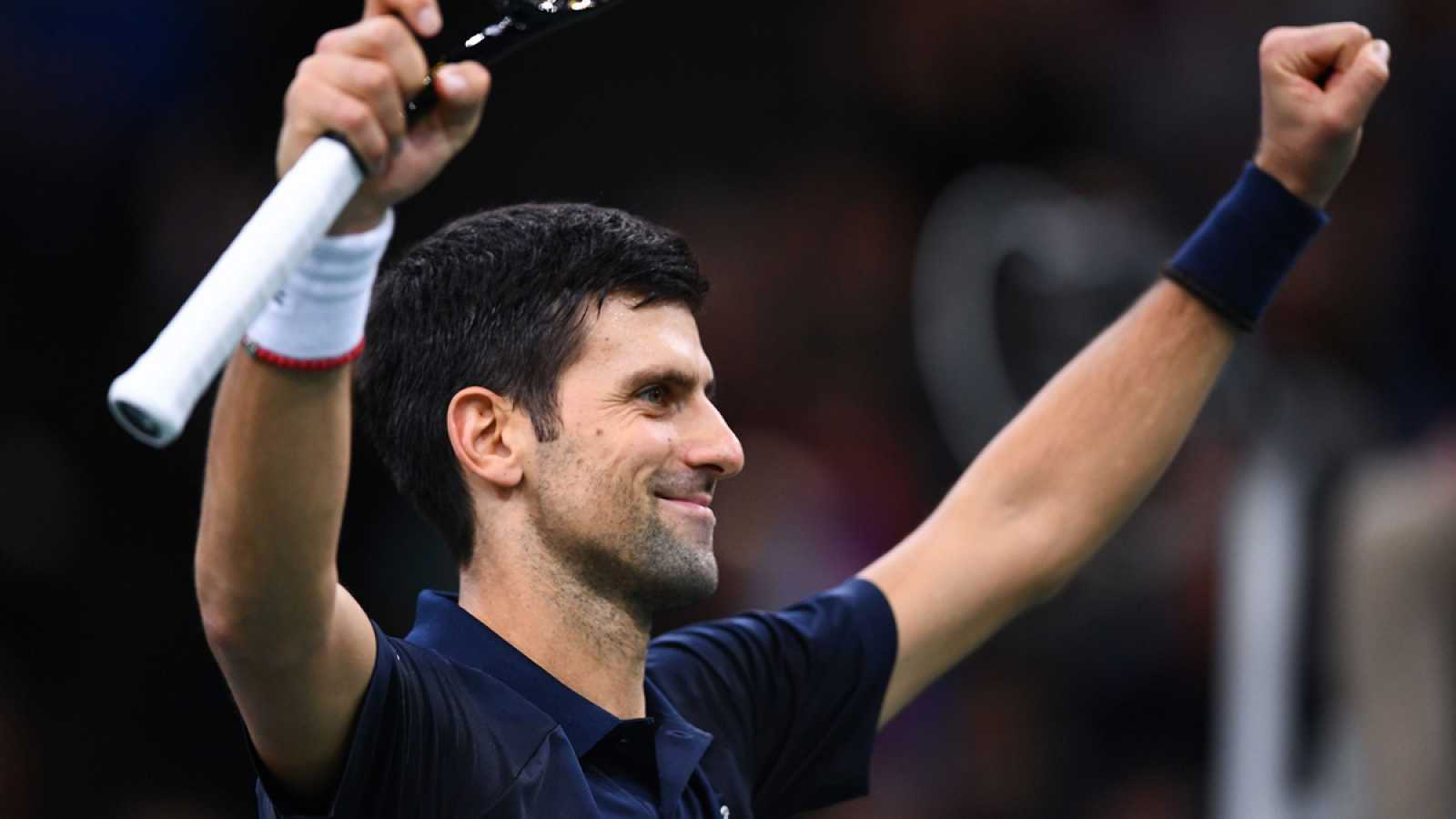 Djokovic celebra su 34º Masters 1000