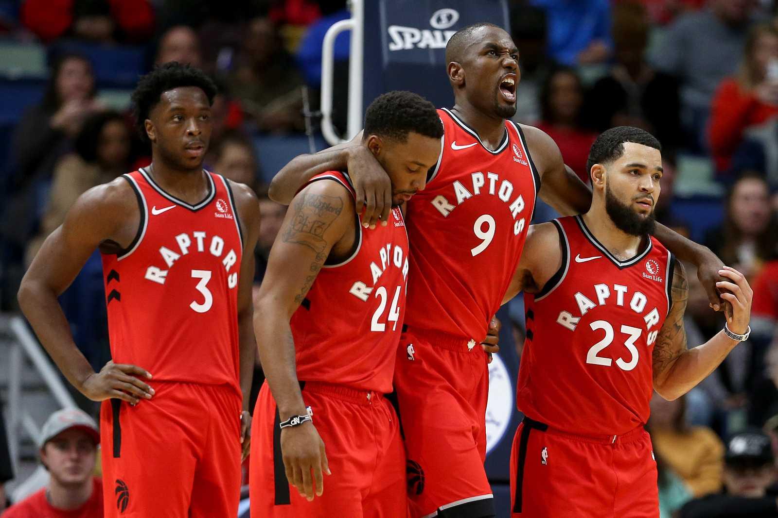 Toronto Raptors at New Orleans Pelicans