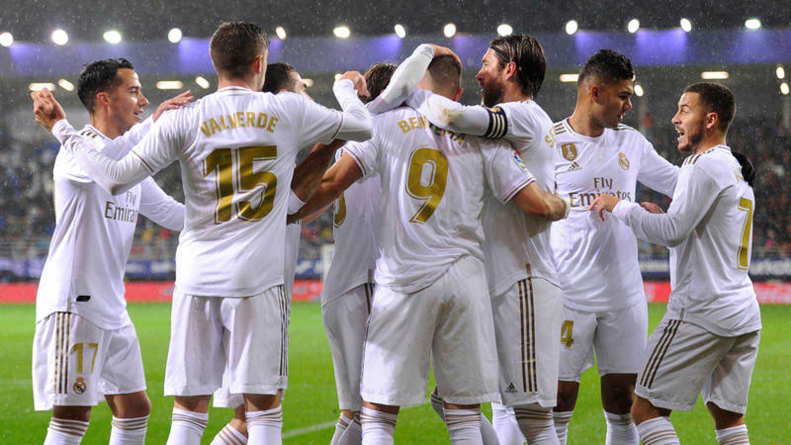 El Madrid sigue desatado