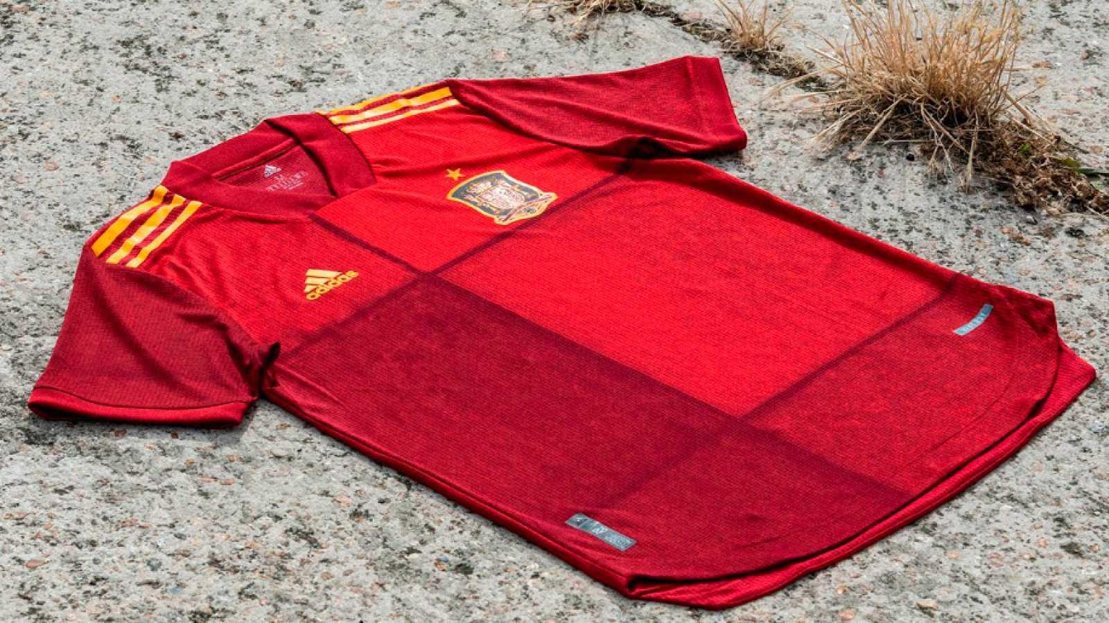 Nueva camiseta España