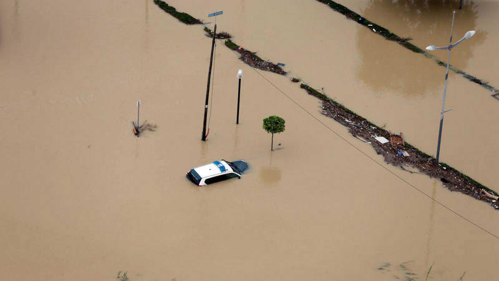 Los autores del informe creen que el cambio climático provocará un aumento de las situaciones meteorológicas excepcionales.
