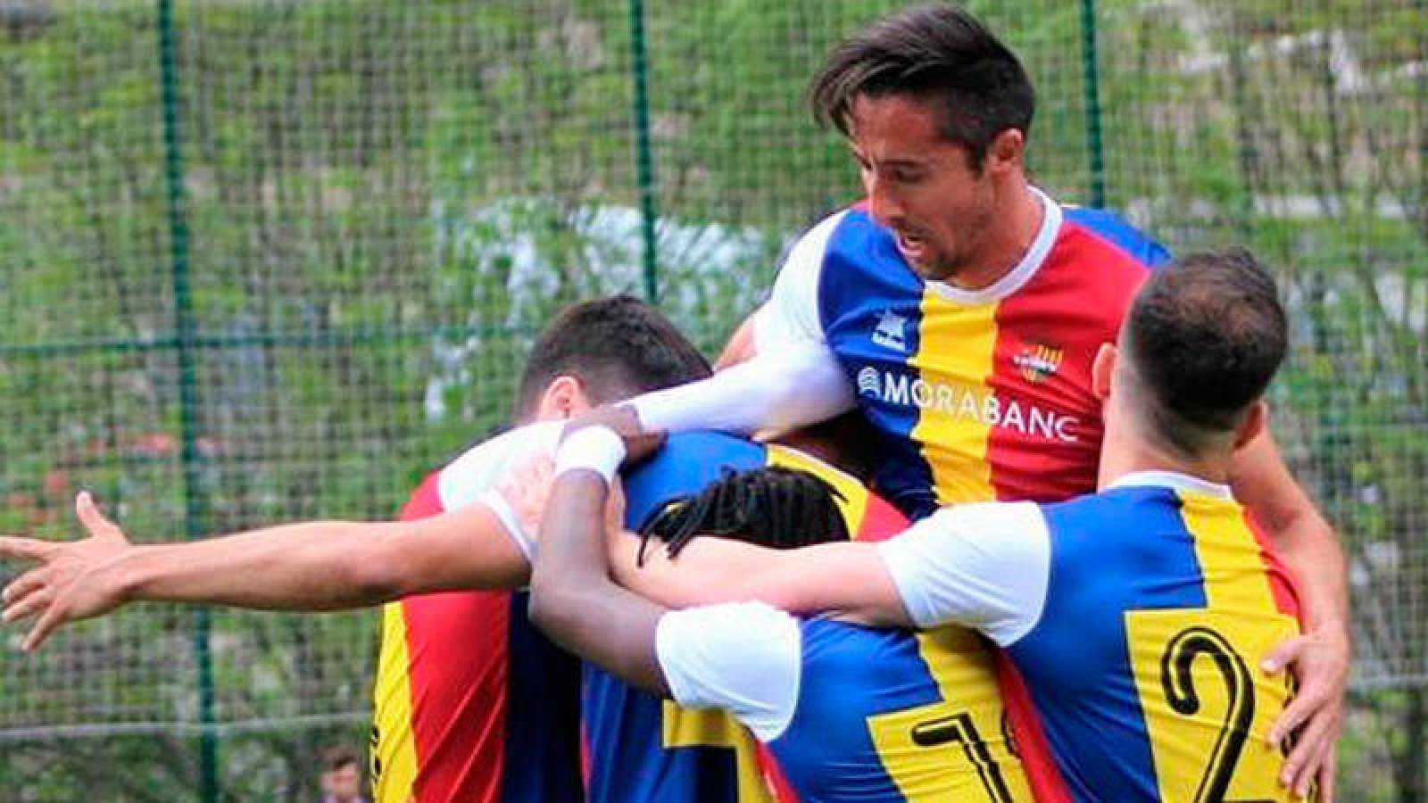 El Andorra jugará la siguiente fase de la Copa.