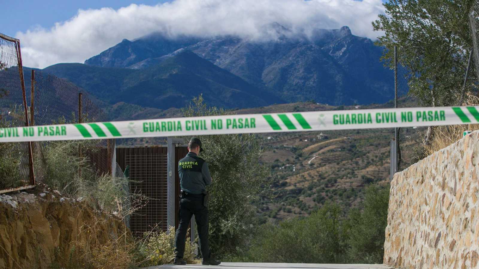 Investigan como crimen machista el asesinato de una mujer en Tolox