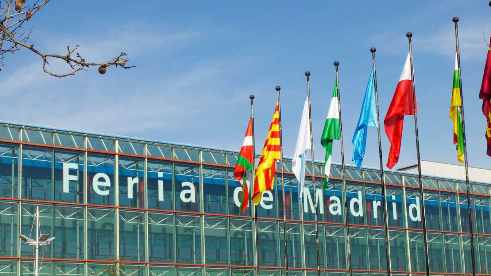 Imagen de Ifema, recinto donde se organizará la COP25 de Madrid